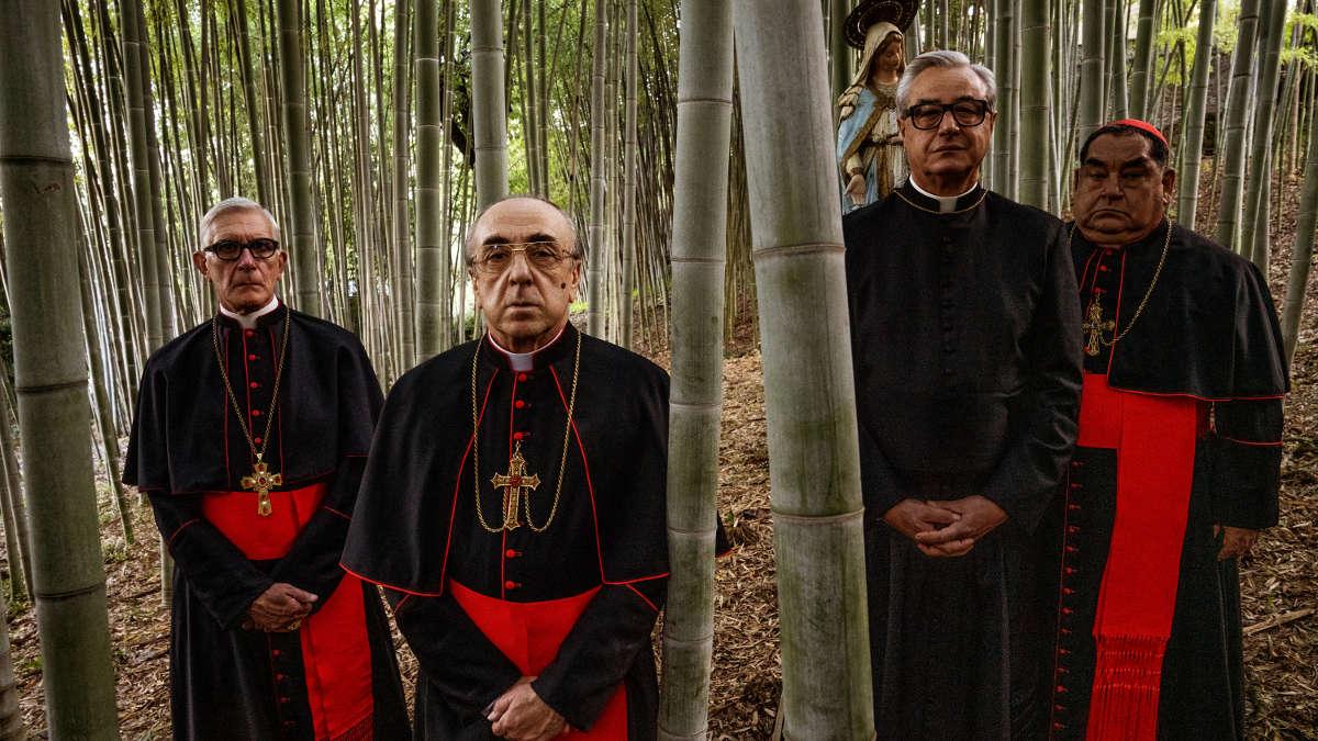 The New Pope serie tv con Silvio Orlando