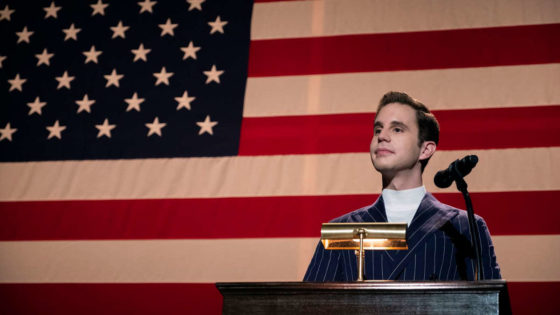 Ben Platt, protagonista di The Politician