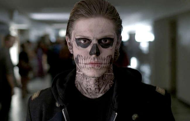 Evan Peters in American Horror Story-Murder House