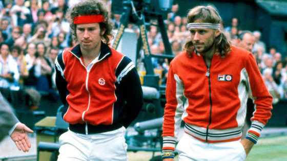 Bjorn Borg vs John McEnroe