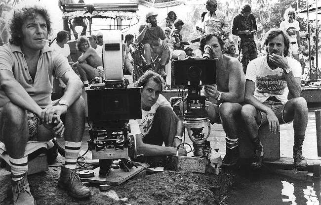 Set di Apocalypse Now
