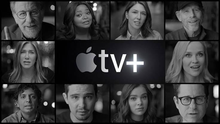 Cast Apple TV+