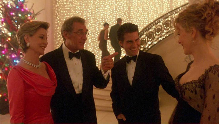 Nicole Kidman, Sidney Pollack e Tom Cruise