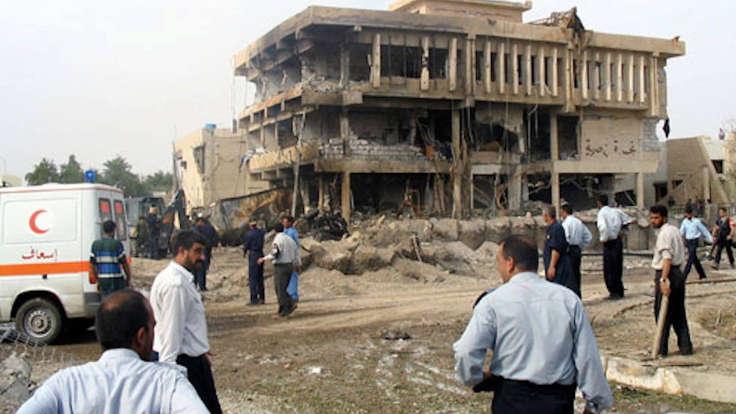 nasiriyah esplosione caserma