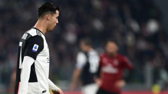 Cristinao Ronaldo Serie A
