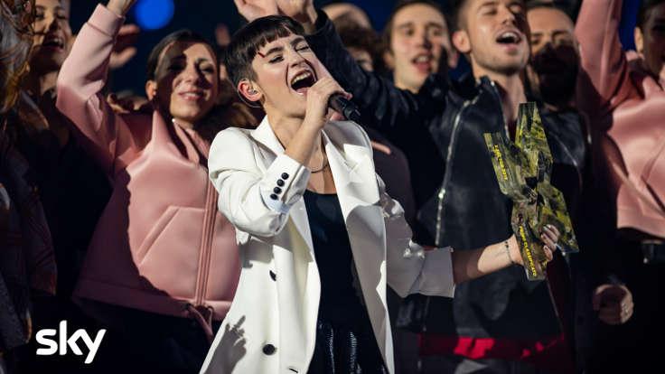 Sofia Tornambene vincitrice di X-Factor