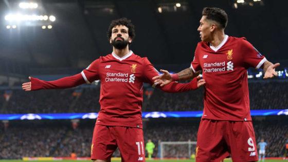 Salah Liverpool tra i 5 gol più belli del 2019