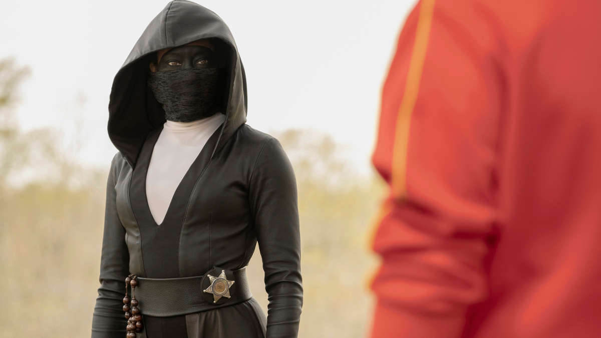 Watchmen serie tv 2019