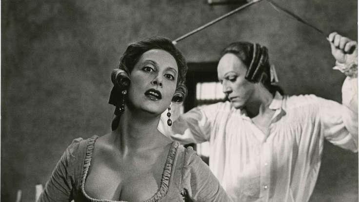 Una scena tratta da Casanova di Federico Fellini