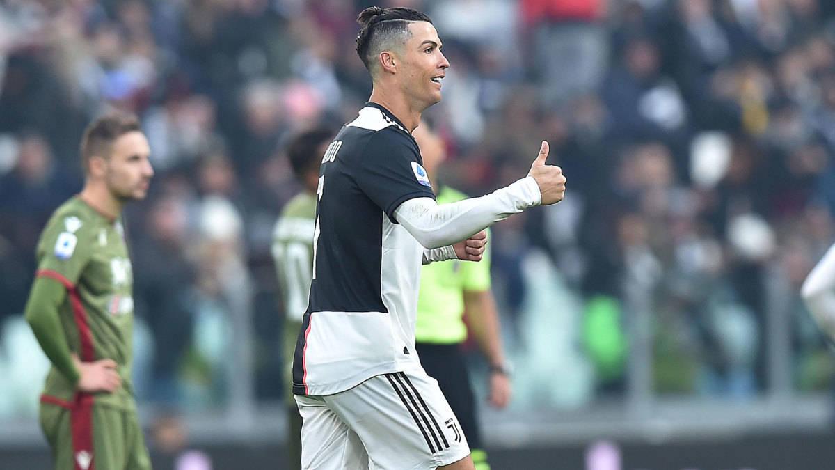 Cristiano Ronaldo Juve