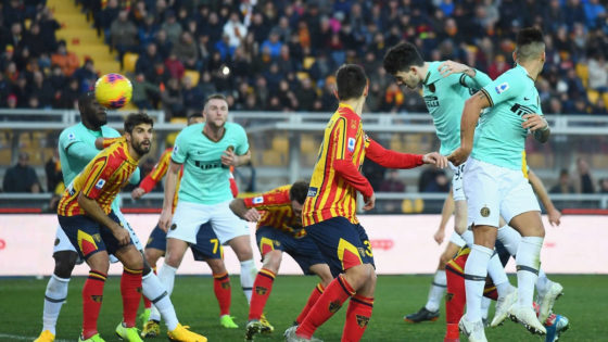 Lecce vs Inter