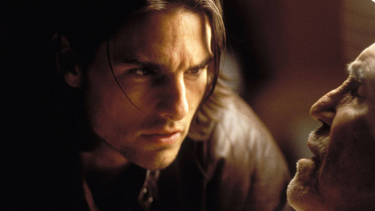 Tom Cruise in Magnolia