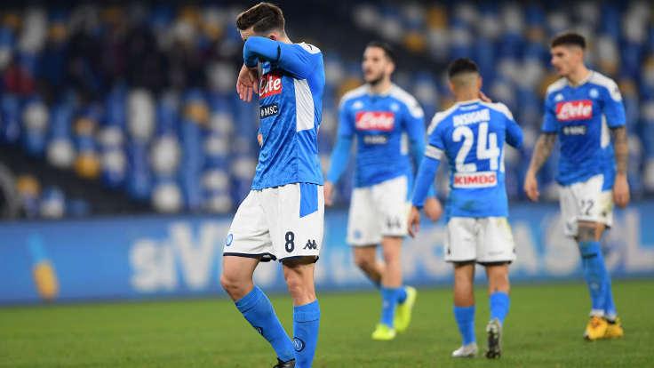 Calciatori del Napoli