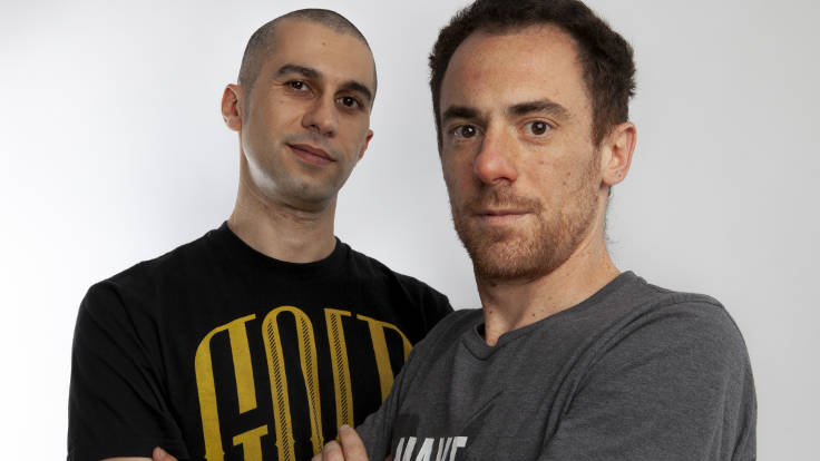 Omar Rashid e Elio Germano