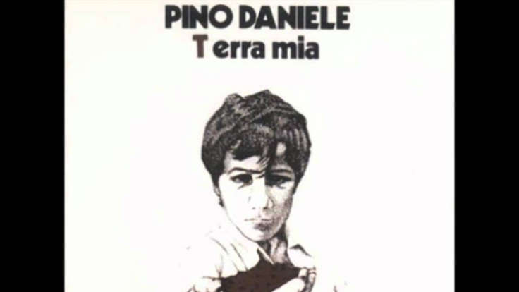 Terra mia Pino Daniele copertina album