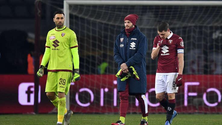 Sconfitta del Torino