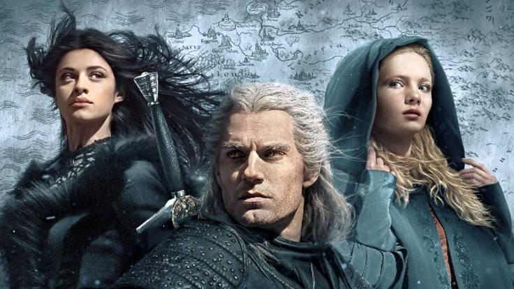 Il cast di The Witcher