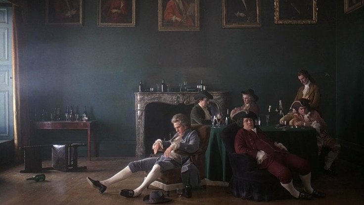 Ryan O'Neal in Barry Lyndon