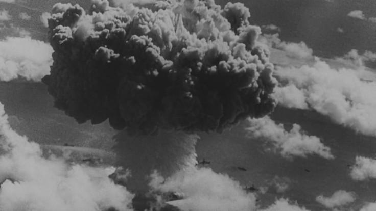 Una scena tratta da Il dottor Stranamore - Ovvero: come ho imparato a non preoccuparmi e ad amare la bomba