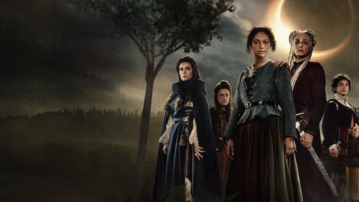 Cast di Luna Nera