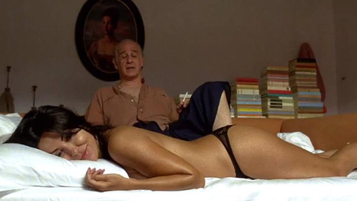 Toni Servillo e Sabrina Ferilli in una scena tratta da La grande bellezza