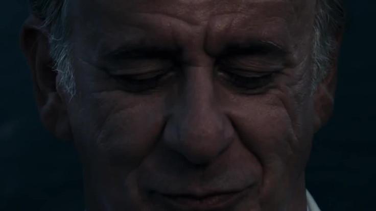 Toni Servillo nella scena finale de La grande bellezza