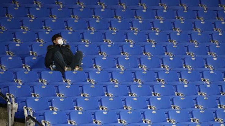 Serie A a porte chiuse