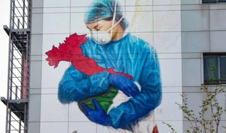 Murales medici Italia