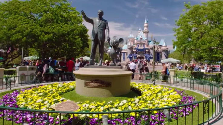 Ingresso di Disneyland