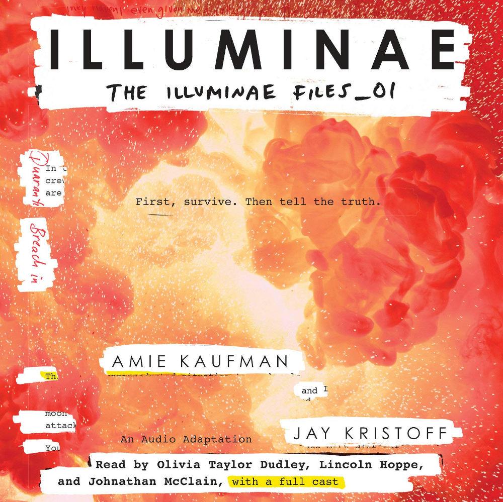 Cover illuminae