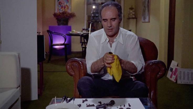 Michel Piccoli in Dillinger è morto