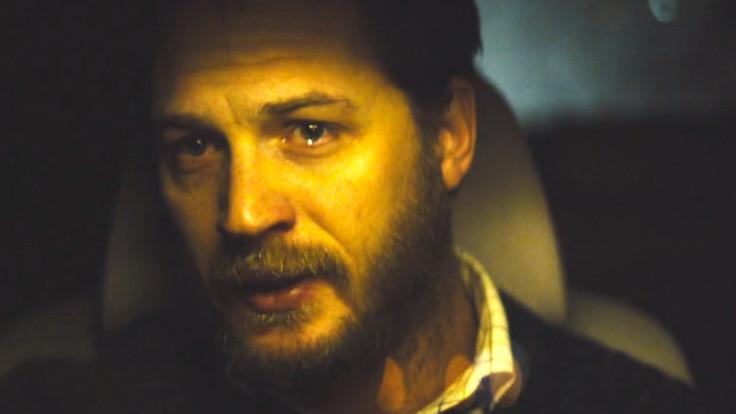 Tom Hardy in una scena tratta da Locke