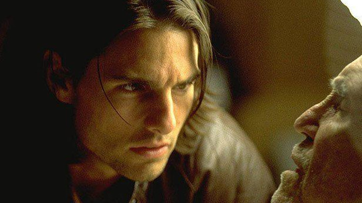 Tom Cruise in una scena tratta da Magnolia