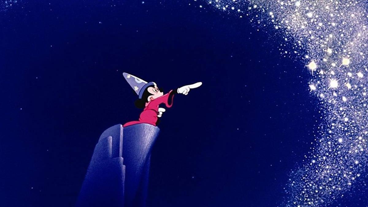 Fantasia Disney film 1940