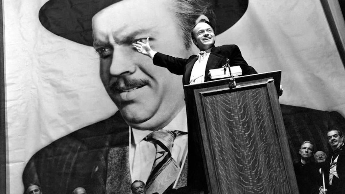 Orson Welles in Quarto Potere tra i film del 1941