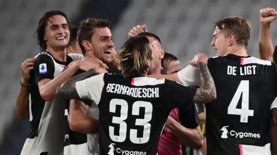 Juventus scudetto serie a
