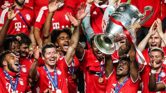 Bayern Monaco, vincitore Champions League