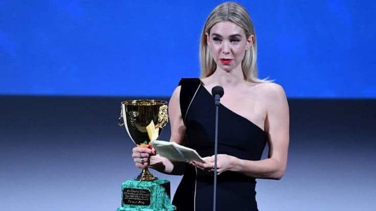 Vanessa Kirby vince la Coppa Volpi come Miglior Attrice