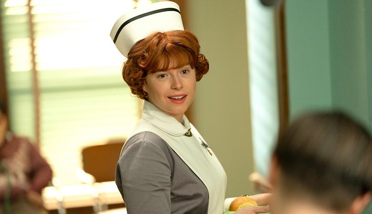 Fargo 4 - l'infermiera Oraetta Mayflower