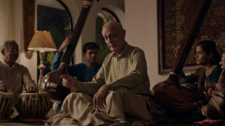 Una scena tratta da The Disciple