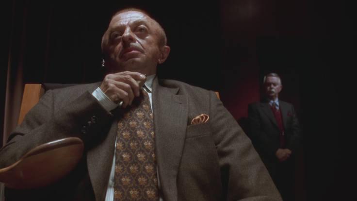 """Mr. Roque, colui che fa partire il giro di telefonate """"misteriose"""" in Mulholland Drive"""
